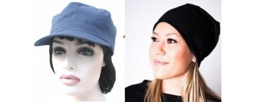 Casquettes, chapeaux, bonnets anti ondes