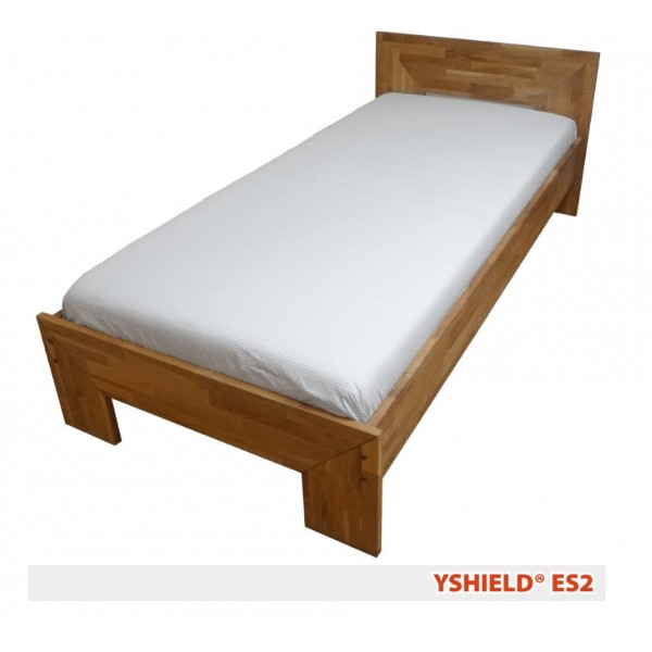 drap de earthing es2 yshield lit 1 personne. Black Bedroom Furniture Sets. Home Design Ideas