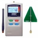 Cornet ED85EXPlus LPDA : mesureur ondes hautes frequences et champs magnetiques bassses frequences
