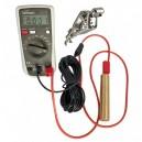 Testeur tension induite PRO avec électrode main laiton